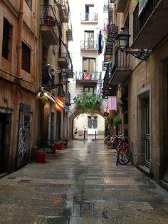 Barcelona, El Born! Old Town!