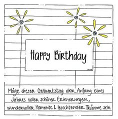 Herzensgruesse; Mit handgemachten Karten Freude verschicken   Geburtstagskarten