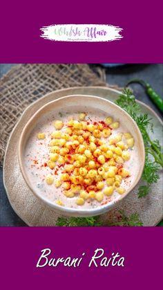 Raitha Recipes, Cooking Recipes, Curd Recipe Indian, Chaat Recipe, Indian Dessert Recipes, Vegetarian Snacks, Indian Street Food, Food Videos, Yogurt