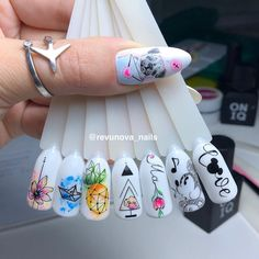 How do you like it? Rate it from 1 to 10 Do not forget to like —————————— # manicure # nail . Best Acrylic Nails, Matte Nails, Korea Nail Art, Nagellack Design, Fire Nails, Dream Nails, Nail Art Hacks, Stylish Nails, Creative Nails