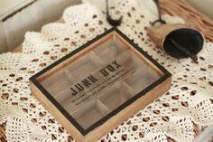 100均リメイク・キャンドゥの仕切りボックスを男前に!|DIY natural room*