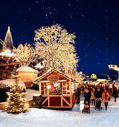 Fairytale xmas at Liseberg-I love xmas!