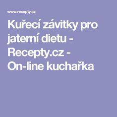 Kuřecí závitky pro jaterní dietu  - Recepty.cz - On-line kuchařka