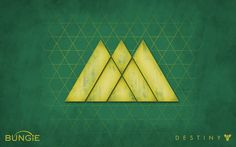 Destiny Warlock Symbol HD Wallpaper