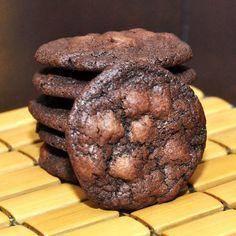 Orange Dark Chocolate Chip Cookies