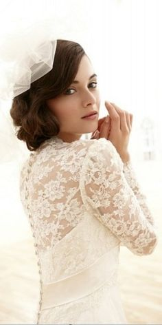Beautiful lace for wedding