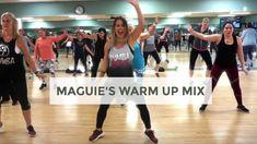 Aerobicos para adelgazar bailando musica moderna mix