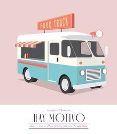 Tenemos fiestas temáticas incluyendo servicios de FOOD TRUCK, solicita informes en http://www.haymotivo.com.mx #FoodTruck