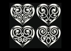 25 Best Celtic Heart Tattoos Images Celtic Knot Celtic Knots