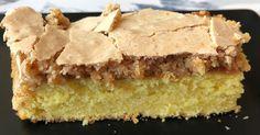 Danish Cake, Danish Dessert, Danish Food, Delicious Desserts, Yummy Food, Cooking Cookies, Baking With Kids, Bread Cake, Almond Cakes
