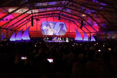 """Genua becomes Precious"" Event for MSC Crociere   Inner view"