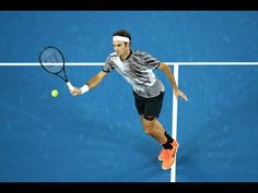 Roger Federer vs Tomas Berdych - 3RD Melbourne 2017 Highlights HD - YouTube Roger Fedrer, Mr Perfect, Tennis Players, Tennis Racket, Melbourne, Sports, Youtube, Highlights, Poetry