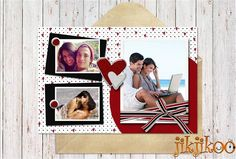 Personalized Love Card. valentine's day card (LC24)