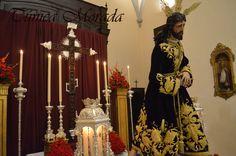 Divino Nombre de Jesús de la Salutación, Málaga San Felipe Neri