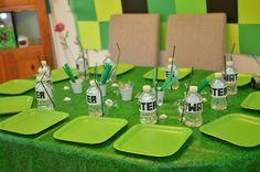 "Photo 8 of 41: Minecraft Birthday Party / Birthday ""D's Minecraft Party"" | Catch My Party"