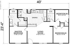 1000 ideas about small house layout on pinterest home