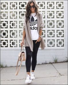38 Inspiring Women Khaki Sweater Outfit Ideas Best For Fall And Winter Season – World Outfits 38 Inspiring Women Khaki Sweater Outfit Ideas Best For Fall And Winter Season 38 Inspiring Women Khaki Sweater Outfit Ideas Best For Fall And Winter Season Outfits Leggins, Cardigan Outfits, Summer Leggings Outfits, Leggings Fashion, Fall Cardigan, Pants Outfit, Outfit Ideas With Leggings, Casual Leggings Outfit, Outfit Work