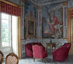 Looking back at Villa Niscemi, home to Fulco di Verdura