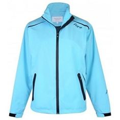 ProQuip Tourflex 360 Grace Ladies Waterproof Golf Jacket Capri/Black - L