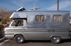 BETTER THAN A BED-SIT ... pictures of really cool mobile homes/campervans - Page 50