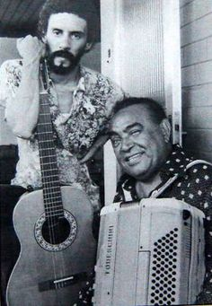Gonzaguinha e Luiz Gonzaga