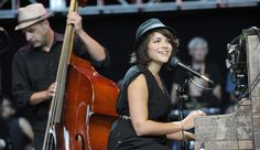 Norah Jones Hit Live On Letterman Today, Weds, May 2!    The performance will be Webcast on VEVO at 8 pm ET/5 pm PT