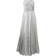 Michael Kors Strapless Corset Gown and other apparel, accessories and trends. Browse and shop 8 related looks.