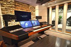 Argosy desk. Dream studio furniture.