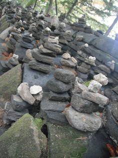 Wishing Stones in Korea