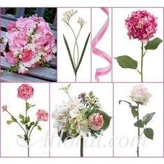 Afloral.com Wedding Blog | Floral Inspiration for the DIY Bride #silkflowers
