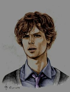 Dr. Spencer Reid edit done by @iamadreamer00  If you have any pencil drawings that you'd like edited she does a marvelous job