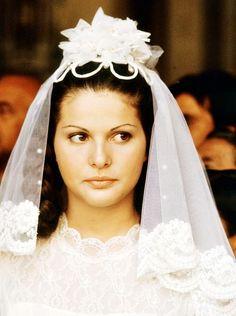 "Simonetta Stefanelli as Apollonia in ""The Godfather"""