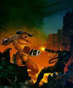 Brom - Doom (Cover)