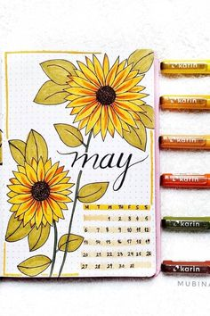 Check out the best flower themed bullet journal spreads and alyouts for inspiration! Bullet Journal Month, Bullet Journal Cover Ideas, Bullet Journal Lettering Ideas, Bullet Journal Banner, Bullet Journal Notebook, Bullet Journal School, Bullet Journal Spread, Bullet Journal Ideas Pages, Bullet Journal Inspiration