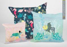 Sandee | Make It In Design | Surface Pattern Design | Summer School | Water Rays | Advanced brief 1
