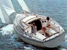 Looking for a used sailboat? Start with this list for the best sailboats that hold value. All summer readers cast votes for their favorites on CW& 40 greatest production monohulls of all time list, now you can see how the fleet stacks up. Ski Nautique, E Motor, Sailboat Living, Sailboats For Sale, Dinghy, Sail Away, Boat Design, Set Sail, Wooden Boats