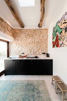 Ibiza, una piccola casa vacanza all'insegna del design