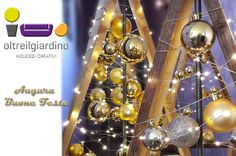 •OLTREILGIARDINO• Augura a tutti buone feste, e ricorda che resteremo chiusi per le festività dal 23/12 al 26/12 e dal 30/12 al 8/01 compresi.