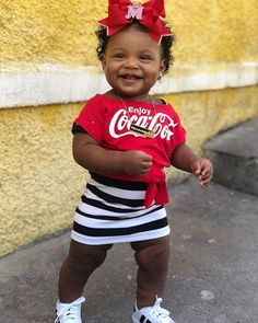 - Lil Beauties of the Day - Cute Mixed Babies, Cute Black Babies, Black Baby Girls, Beautiful Black Babies, Cute Baby Girl, Cute Babies, Hello Beautiful, Beautiful Life, Cute Little Girls Outfits