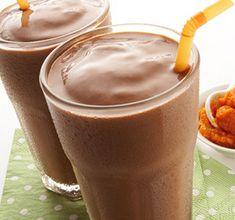 Receta para hacer batido de chocolate | Recetas para niños