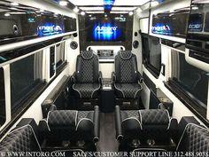 Mini Vans, Privacy Shades, Mobile Office, Benz Sprinter, Limousin, Automotive Design, Exterior Colors, 4x4, Mercedes Benz