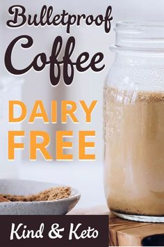 Blitz this beautiful vegan keto dairy free bullet proof coffee to latte up your morning. This hearty high fat bev is the perfect way to kick off your Kind & Keto day Vegan Keto Diet, Vegan Keto Recipes, Healthy Recipes, Vegan Life, Ketogenic Diet, Keto Meal, Ketogenic Coffee, Vegetarian Diets, Pcos Diet