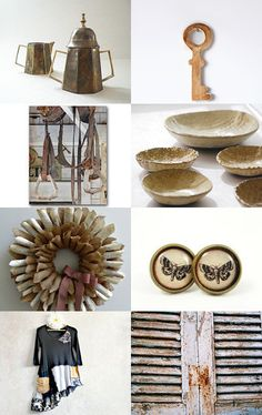 Rustic holiday!  #rustic #decor