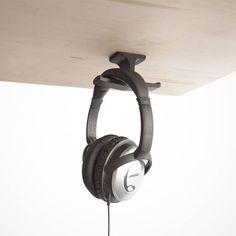 Fancy | The Anchor Under Desk Headphone Mount