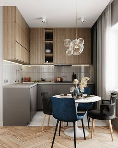 This has seen the birth of a new kitchen style: a merge of modern and traditional… Continue Reading → Luxury Kitchen Design, Best Kitchen Designs, Interior Design Kitchen, Modern Interior, Home Decor Kitchen, Kitchen Furniture, New Kitchen, Kitchen Ideas, Kitchen Inspiration