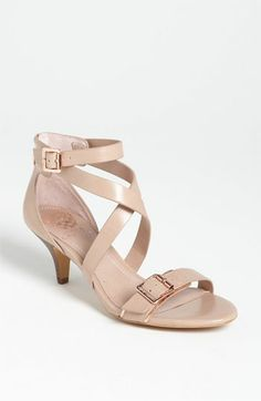 Vince Camuto 'Tessem' Sandal available at #Nordstrom. Can't wait until they come in! :)