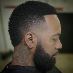 Taper Fade Afro Haircuts 65