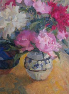 Peonies Painting - Peonies by Margaret Aycock Mount Laurel, Peony Painting, All Wall, Peonies, Instagram Images, Greeting Cards, Watercolor, Wall Art, Artist