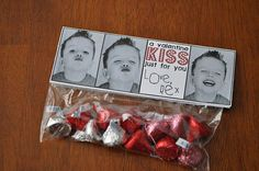 Cute valentines idea for family.