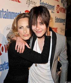 SheWired - 18 Pics of The L Word's Katherine Moennig Slaying it Through the Years
